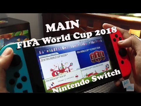 [Main] Fifa 18 World Cup 2018 Nintendo Switch | Update Mantap Dari EA