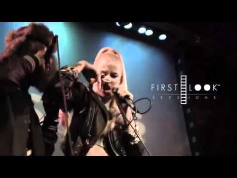 Iggy Azalea - A FIRST LOOK SESSION LIVE at SOBs CMJ '11