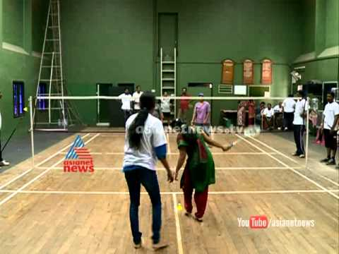 Asianet News familymeet : Sports events held in Trivandrum Club 31 October 2014 11 PM