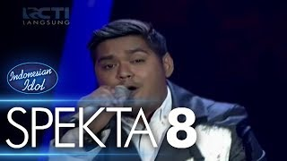 Video ABDUL - KISS ME (Sixpence None The Richer) - Spekta Show Top 8 - Indonesian Idol 2018 MP3, 3GP, MP4, WEBM, AVI, FLV Agustus 2018