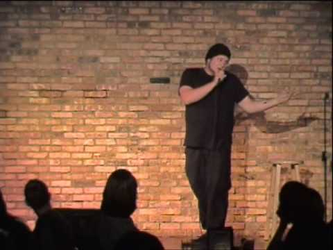 Aaron Frankenfield At The Funny Bone