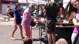 Port Colborne (ON) Canada  city images : Port Colborne Ontario Canada July Farmers Market Stroll