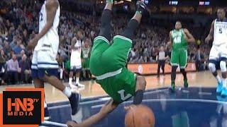 Video Jaylen Brown - terrible fall / Celtics vs Timberwolves MP3, 3GP, MP4, WEBM, AVI, FLV Maret 2018