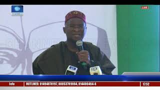 Download Video The Next Level: Fashola Highlights Completed Infrastructure Projects |Live Event| MP3 3GP MP4