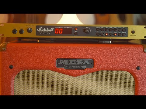 Doctor Guitar Episode 101- Marshall JMP-1
