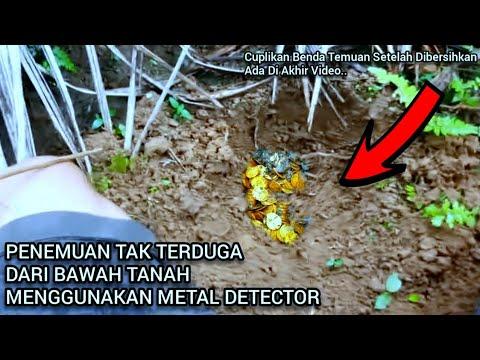 Penemuan Dengan Metal Detector - Dari Bawah Tanah