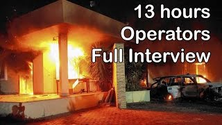 Nonton 13 hours Benghazi - Operators  Full Interview Film Subtitle Indonesia Streaming Movie Download