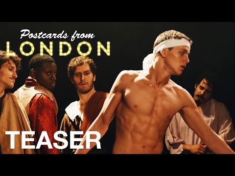 POSTCARDS FROM LONDON - Teaser - Peccadillo