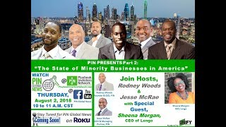The State Of Minority Businesses In America - Part 2