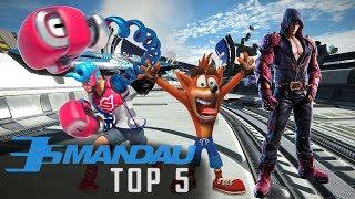 Este es el Top 5 de los videojuegos mas esperados para Junio de 2017
