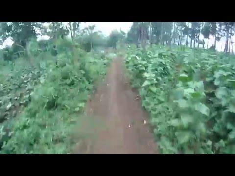 Video sepeda gunung Indonesia -