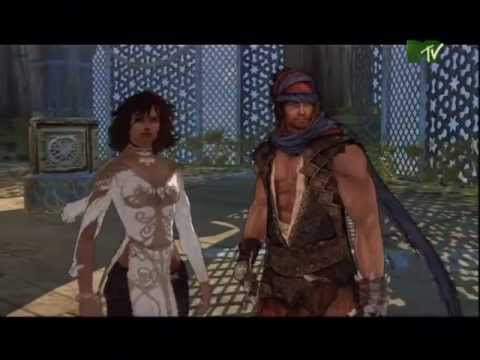 Икона Видеоигр Prince of persia. (2008)