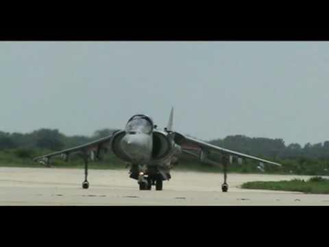 The AV-8B  Harrier II plus, is...
