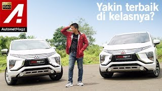 Download Video Mitsubishi Xpander Review & Test Drive by AutonetMagz MP3 3GP MP4