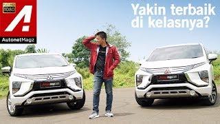 Video Mitsubishi Xpander Review & Test Drive by AutonetMagz MP3, 3GP, MP4, WEBM, AVI, FLV Oktober 2017