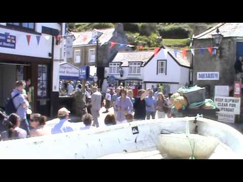 Doc Martin – Port Isaac from Port Quin round | cornwall  Walks