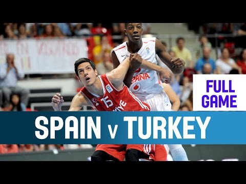 turkiy - Turkey survive a second-half comeback by Spain to book a spot in the quarter-finals of the U18 European Championship. The 2014 U18 European Championship takes place in Konya, Turkey from 24...