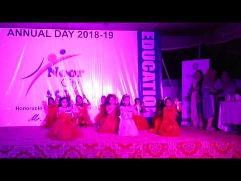 Noor City School Annual day 2018-2019