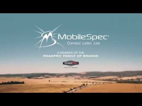 VIDEO: MobileSpec® - Connect. Listen. Live.