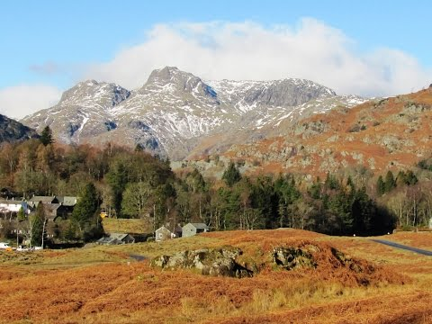 Langdales   Lingmoor Fell from Elterwater round | cumbria  Walks