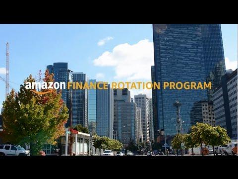 Amazon Student Programs: Amazon Finance Rotation Program