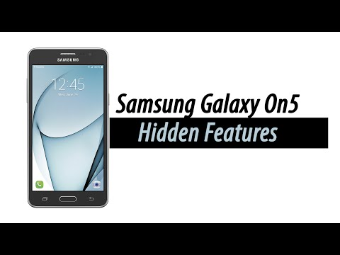 , title : 'Hidden Features of the Samsung Galaxy On5 You Don't Know About'
