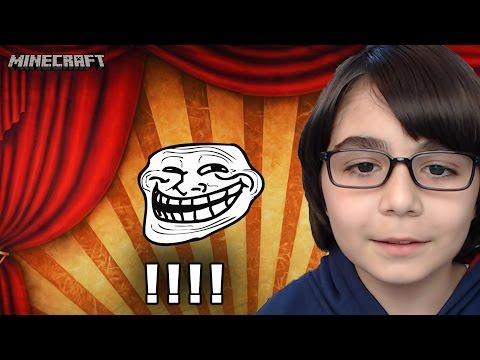 TROLL DENEMELERİ - Minecraft Eğlence Serisi