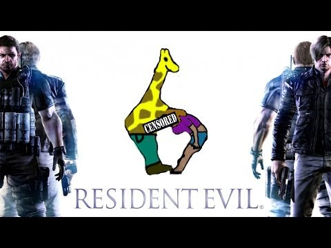 ЧЛЕНСКИЙ ВЫПУСК (Resident Evil 6)