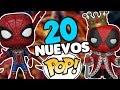 INCREIBLES 20 Nuevos FUNKO POP de Marvel