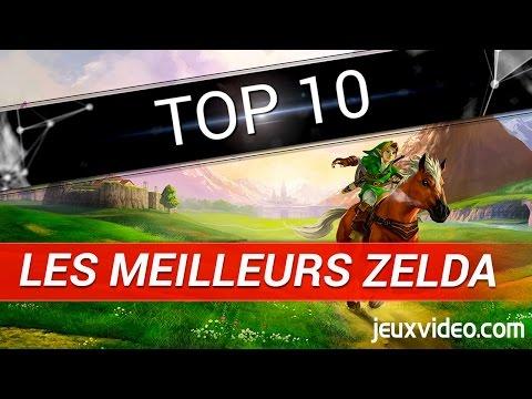 TOP 10 des meilleurs ZELDA