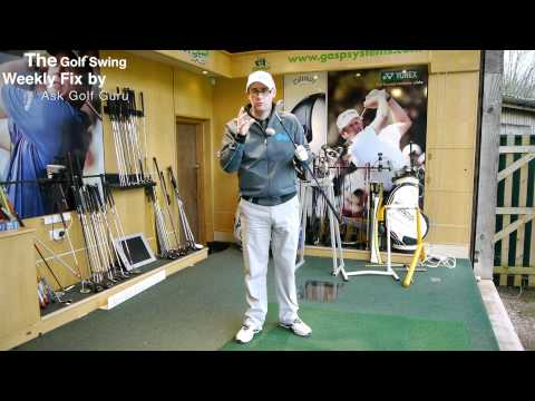 The Golf Swing Weekly Fix Stop Your Slice and Grip