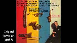 "Paul Hindemith: ""Symphony in B-flat"""