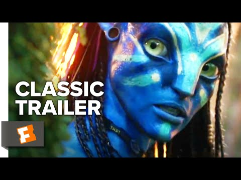 Avatar (2009) Trailer #1   Movieclips Classic Trailers
