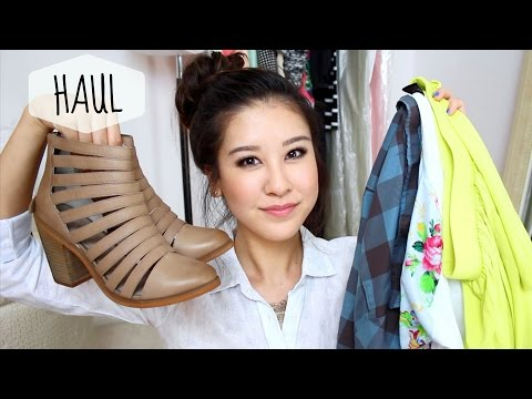 haul - EXPAND for links! NEW Blog Post: http://bit.ly/1pMx7kE wXw Episode 25: Concealing Undergarments! http://bit.ly/1qGCYym Summer Fashion Haul https://www.youtube.com/watch?v=wI-1chGI1Ds SUBSCRIBE...