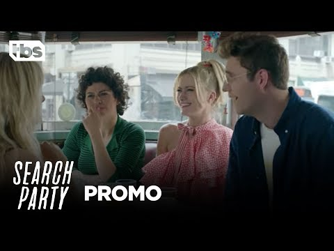 Search Party: It's Happening - Season 3 Coming Soon!   Search Party
