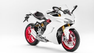 4. Ducati SuperSport S Specs