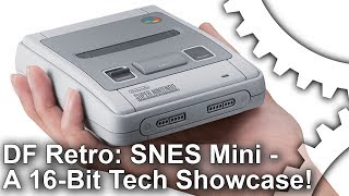 This week's SNES Mini reveal has John excited. Here's his breakdown of the key titles in the line-up, how they expanded on the SNES's core technology - plus thoughts on key titles that should have made the line-up.Subscribe for more Digital Foundry and DF Retro: http://bit.ly/DFSubscribe