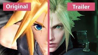 Video Final Fantasy VII – Original (PS4) vs. Remake Trailer Comparison MP3, 3GP, MP4, WEBM, AVI, FLV Desember 2018