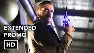 Dc S Legends Of Tomorrow 1x15 Extended Promo
