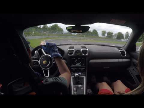 Porsche GT4 7:34