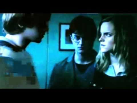 Harry Potter (Deathly Hallows) - Set the fire to the third bar
