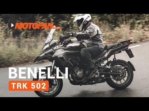 Vídeos Benelli TRK 502