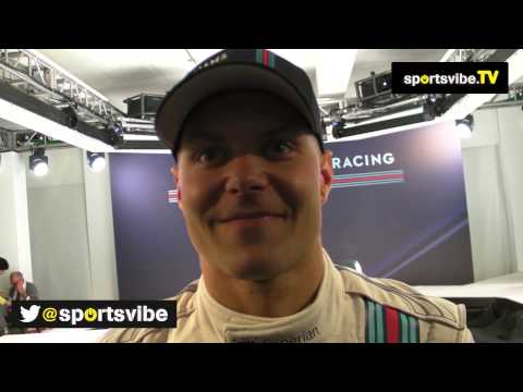 Williams F1 Driver Valtteri Bottas On Finland's Racing Connection