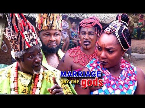 Marriage By The gods Season 1 - (Chioma Chukwuka New Movie) 2018 Latest Nigerian Nollywood Movie
