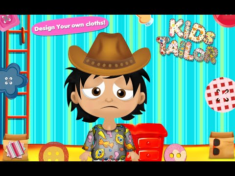 Video of Kids Tailor - Kids Game