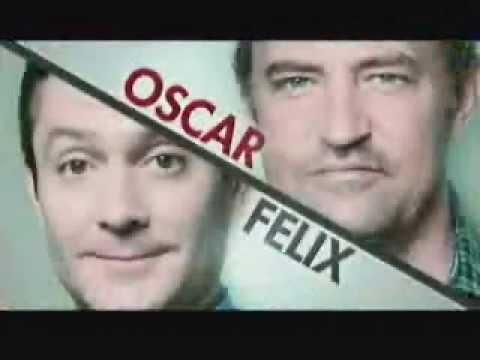 The Odd Couple Season 1 Promo 2