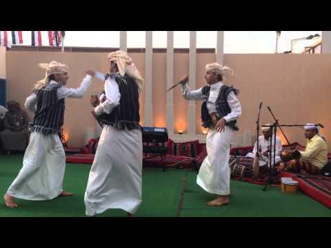 رقص يمني