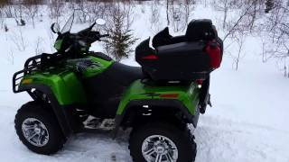 7. Arctic Cat Thundercat h2 1000