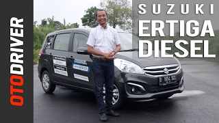 Video Suzuki Ertiga Diesel 2017 Review Indonesia | OtoDriver | Supported by Solar Gard & AutoPro Indonesia MP3, 3GP, MP4, WEBM, AVI, FLV Februari 2018