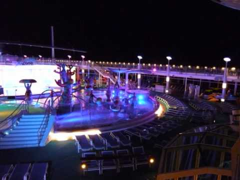 Liberty of the Seas - Best Cruiseship in the World (видео)